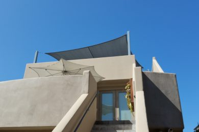 ROOFTOP SHADE COVERS