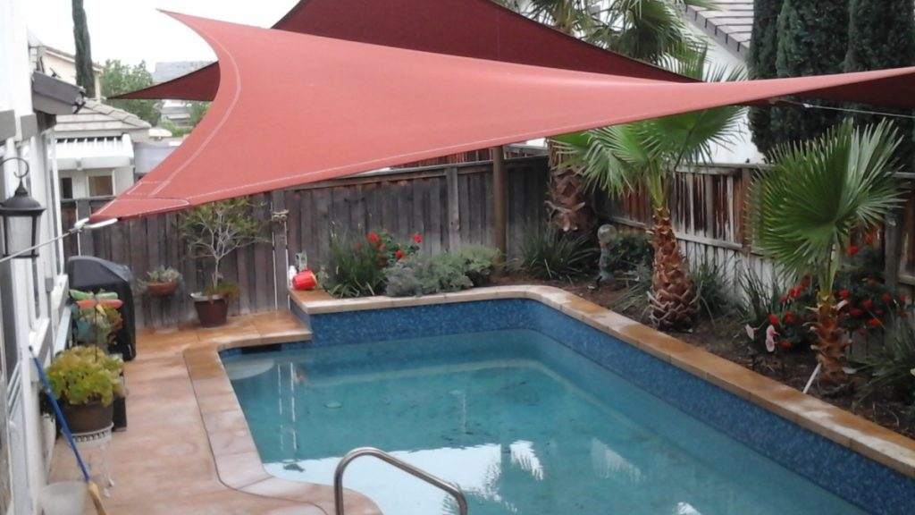 Pool Shade Covers Oc Shade Sails