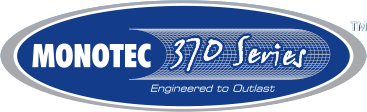monotec 370 shade fabric logo