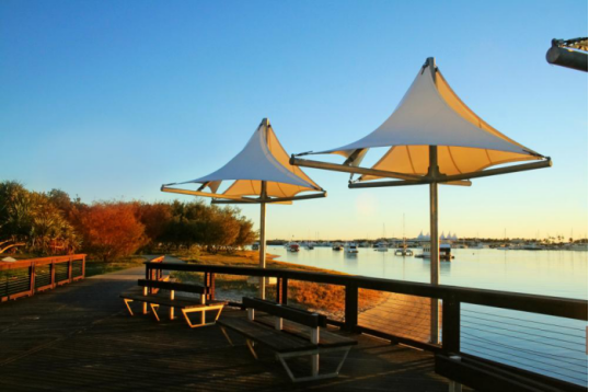Revamp Your Outdoor Living Space With Shade Sails